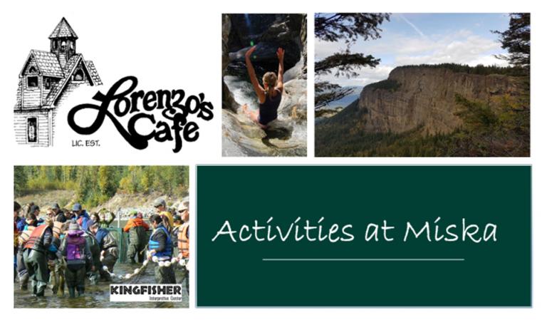 A - Activities at Miska 2