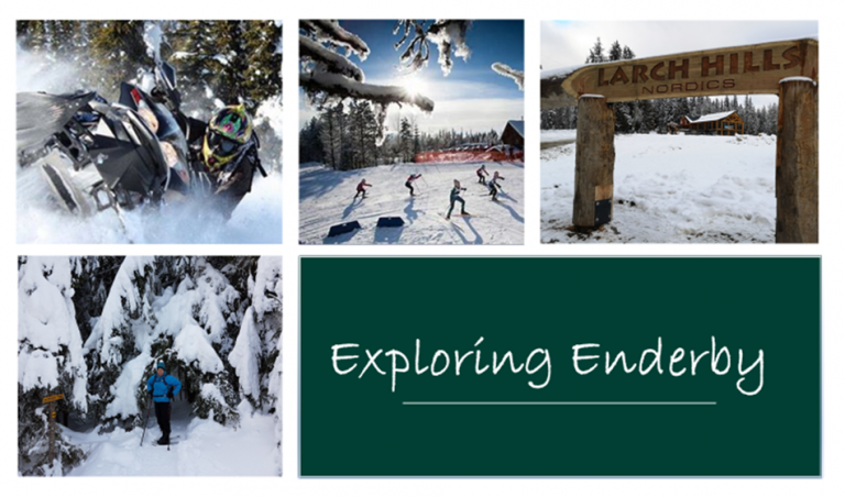 A - Exploring Enderby 2