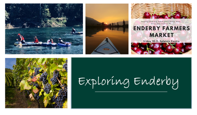 A - Exploring Enderby 5