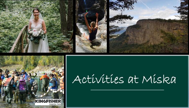 A - Activities at Miska 5