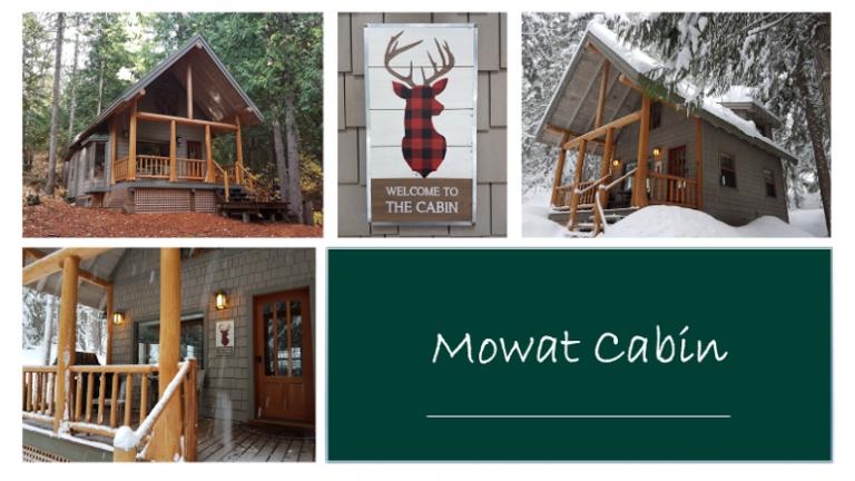 Mowat Cabin 1