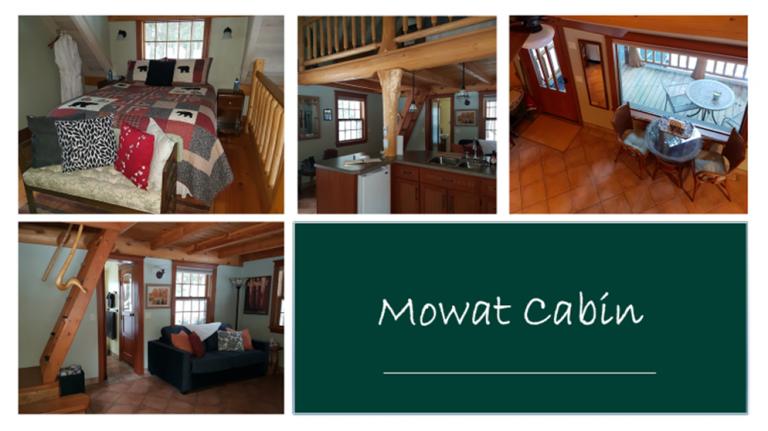 Mowat Cabin 2