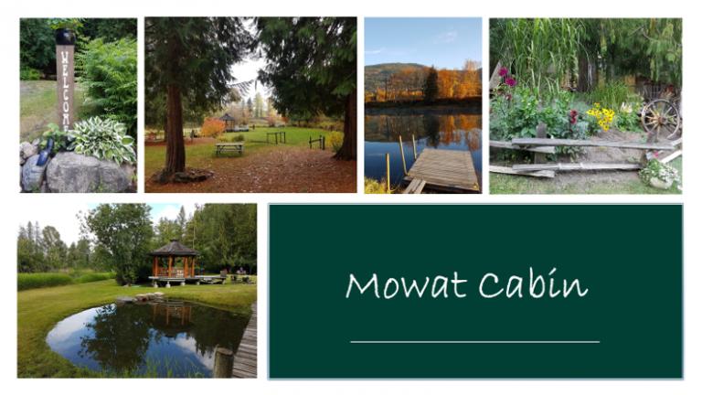 Mowat Cabin 3