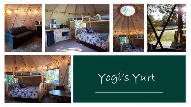 Yogis Yurt 2