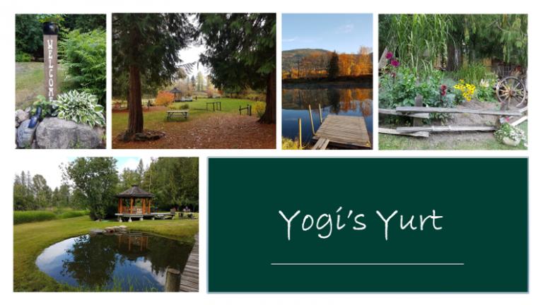 Yogis Yurt 4
