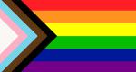 rainbow pride flag